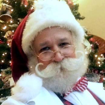 Pat Cashin as Santa