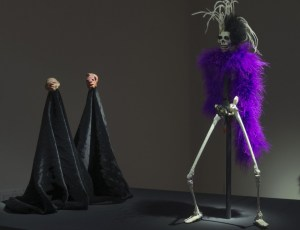 Robert Anton puppetry