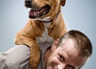 Midnight Circus dog trainer Jeff Jenkins
