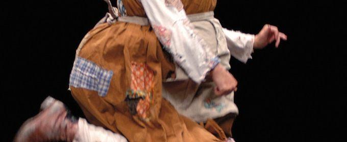 Gardi Hutter is a proposed artist at the Edinburgh Clown Festival