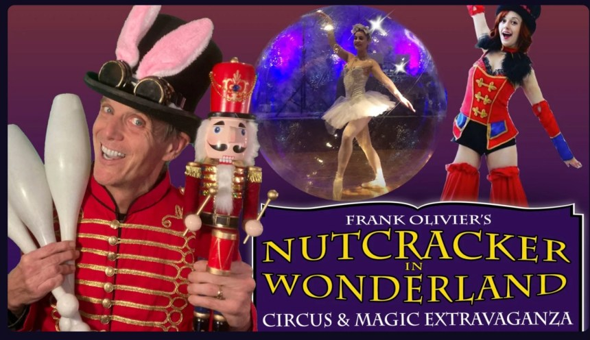 Nutcracker In Wonderland