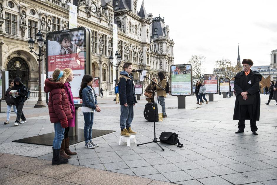 Clowns Sans Frontières - Olivier Ouadah - Exposition