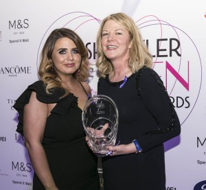 Evelyn O'Toole named Irish Tatler Business Woman of the Year