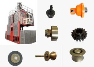 Construction Hoist Spare Parts