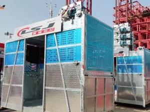 GJJ hoist Construction passenger hoist