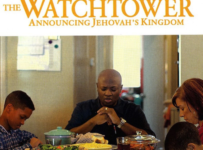 pamphlets of Jehovahs Witnesses