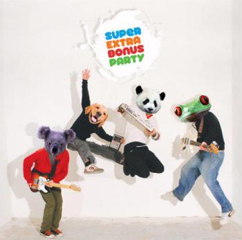Super Extra Bonus Party album art