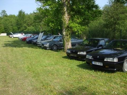 Renault chez les anges 2010