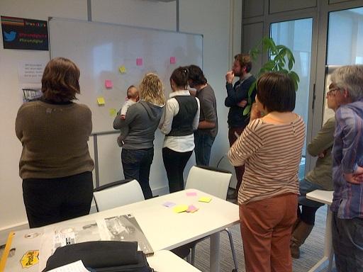 MardiMeetup : Brainstorming du 6 mai:  Le Dir com 2.0