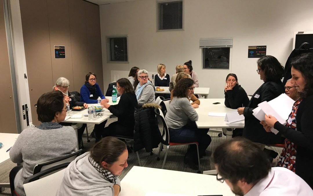 MardiMeetUp du 05/02/2019 – Atelier créatif autour du développement durable