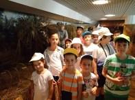 La Centrul Muzeal eco-turistic Delta Dunarii din Tulcea