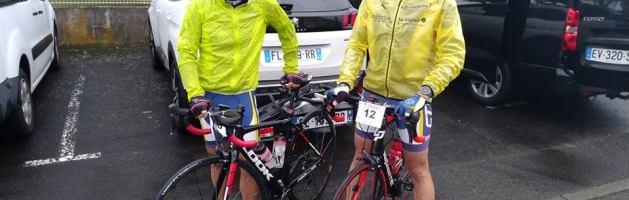 3 Cyclos du CTS à La Pierre Chany 2021
