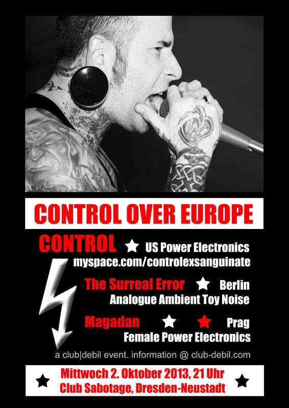 Control Over Dresden