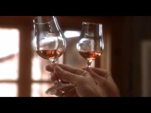Primo passo per la degustazione del vino