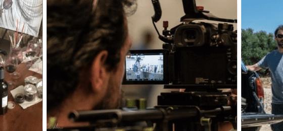 Film Vino su Tela di Agnese Correa