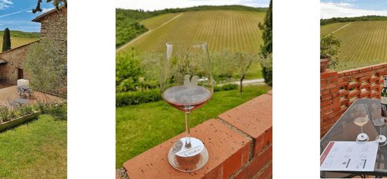 Querceto di Castellina Agriturismo nella regione del Chianti Classico