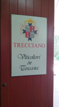Poster della tenuta di Trecciano