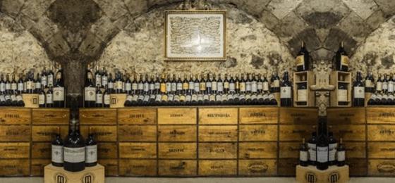 vino invecchiato -mito o verità