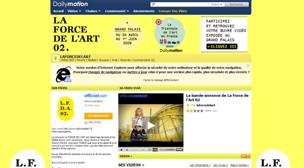 force-de-lart-dailymotion