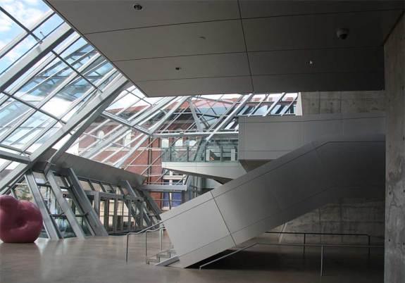 Akron Art_Museum intérieur