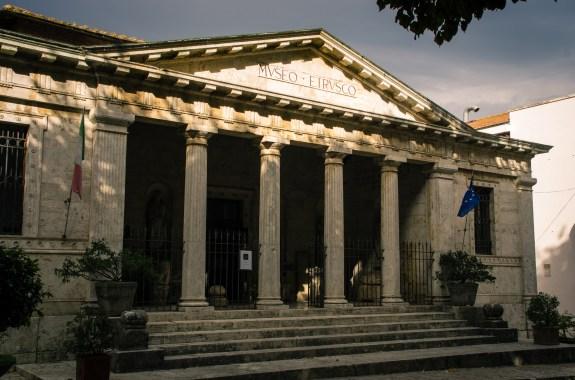 Italie Museo_Archeologico_Nazionale_di_Chiusi