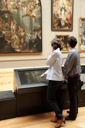 Louvre dnp tables espagne