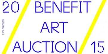 MCA Chicago -Art-Auction
