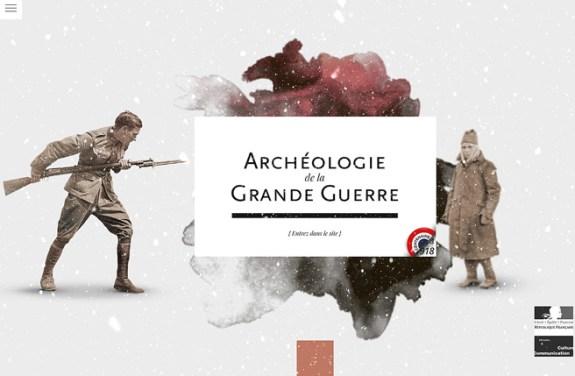 MCC site web archeologie-de-la-Grande-Guerre