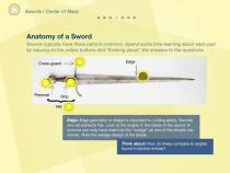 Philadelphia museum of art appli science sword