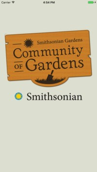 Smithsonian-Gardens-app 1