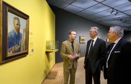 Van Gogh-Museum Canon