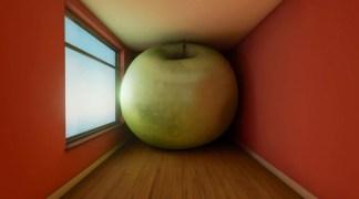 ali eslami magritte pomme 1