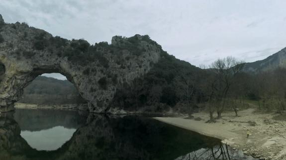 Visite virtuelle de la Grotte Chauvet (c) Seppia / ARTE