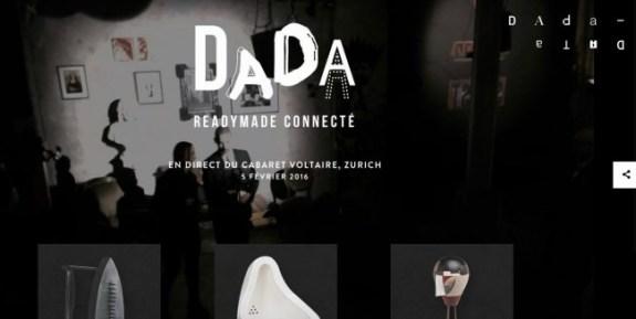 Lancement du Dada-Data le vendredi 5 février 2016