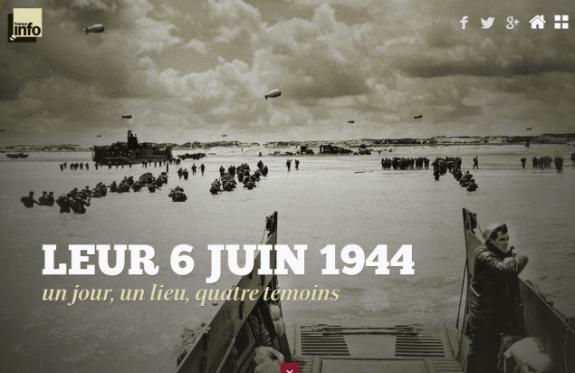 france infos leur_6_juin_1944