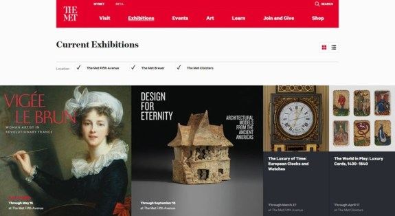 met museum new website fev 2016