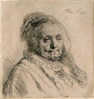 morgan rembrands mother