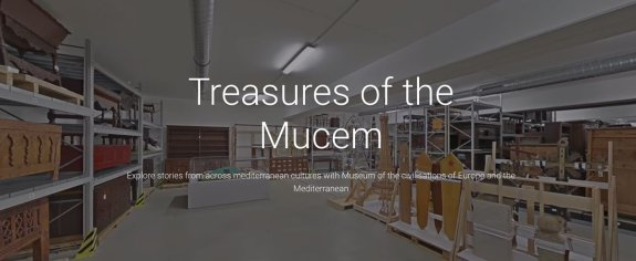 mucem google art treasures