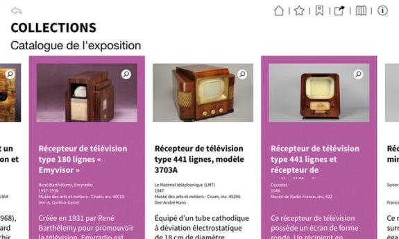 musée arts et metiers appli tv 5