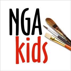 nga kids app logo