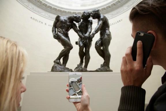 san francisco fine arts museum legion d'honneur app 1