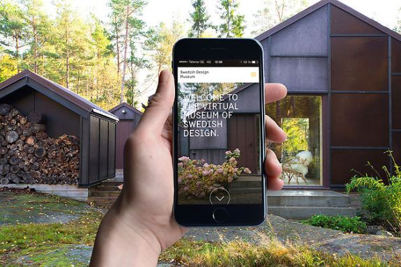 swedish design-museum banner