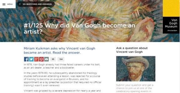 van gogh questions 1