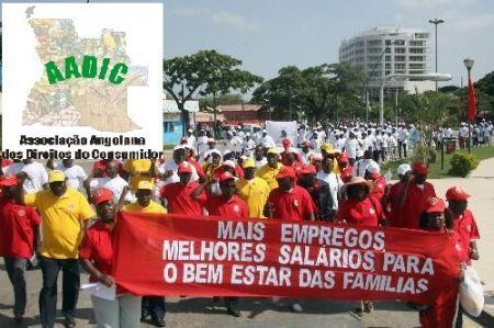 Taxa de desemprego em Angola atinge 29% da população ativa