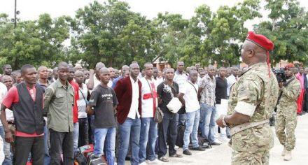 Militares e polícias são os que mais fogem à paternidade em Angola