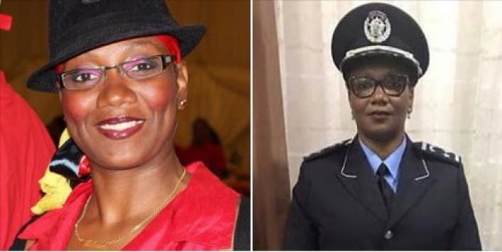 Dirigente da OMA nomeada comandante da Polícia