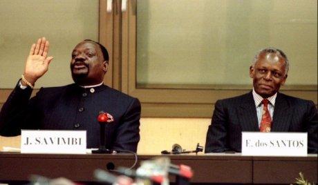 Documento russo explica como JES tentou extinguir a UNITA e exilar Savimbi