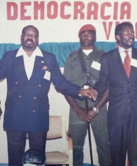 Brigadeiro Kalulu, o guarda-costa preferido de Savimbi