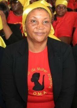 Mariana nova directora da Caixa de Providencia