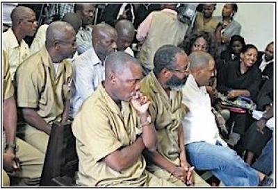 Kwanza Sul: Ex director da juventude em julgamento por peculato